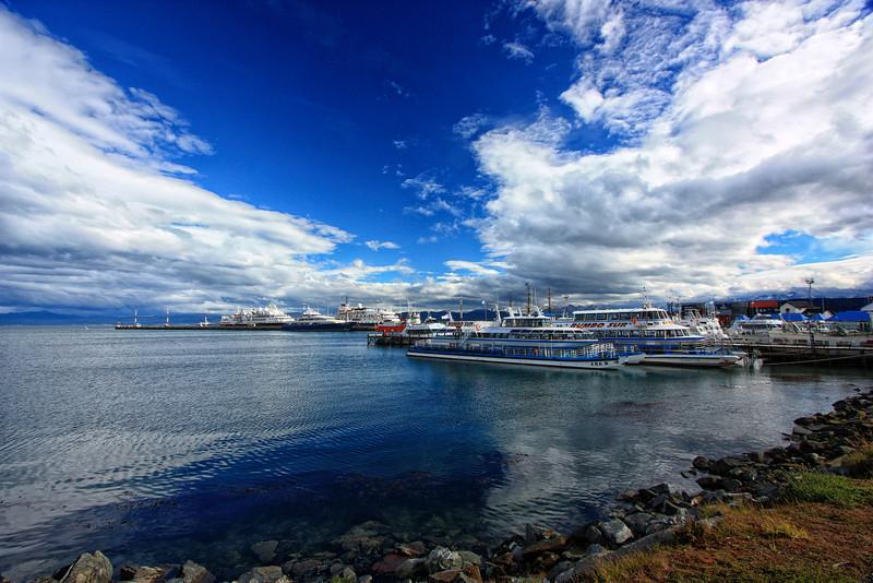 Porto de Ushuaia