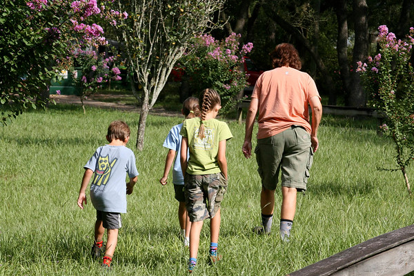 Annalese, Alexa and Ethan 9.1.2007