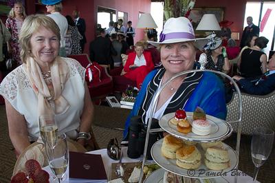 Denise Gault and Kathy Smoke