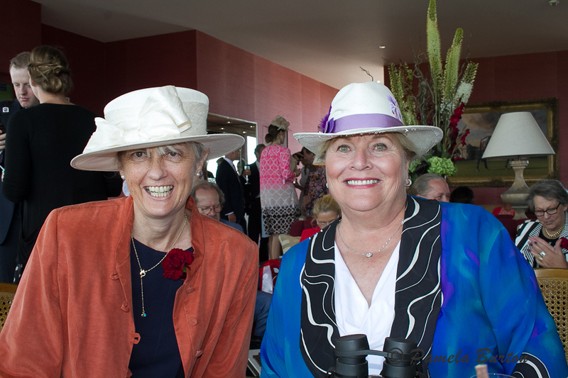 Genny Haynes and Kathy Smoke