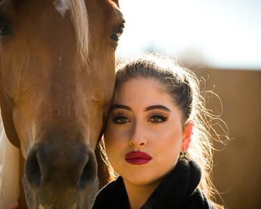 Kendyl Peters Arabians