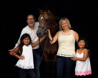 Kijan El Jullyen V & Family