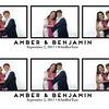"Amber & Ben get married! #AmBenTure <a href=""http://www.StudioMobile.com"">http://www.StudioMobile.com</a>"