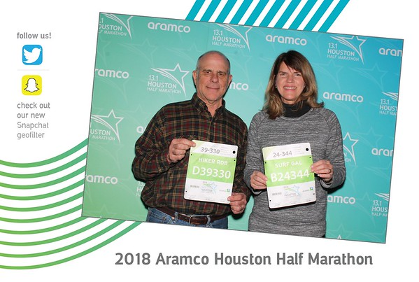 Aramco Half Marathon 2018