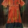 Dress in recent Met exhibition.  Note symbols.