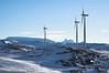 Nordkraft Vind AS, anlegg på Skitdalshøgda. Nygårdsfjell vindpark, trinn 1.