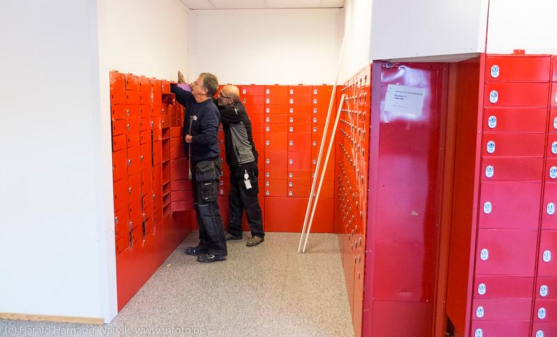 Siste dag med eget postkontor i Narvik