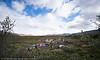 Mange familier med hver sine slakteplasser. Svenske reindriftsamer samler og slakter rein i Norddalen i Skjomen 2. og 3. september 2016.