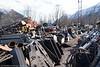 Br. Skaviks metallgjenvinningsanlegg på Ankenes. 19. april 2016