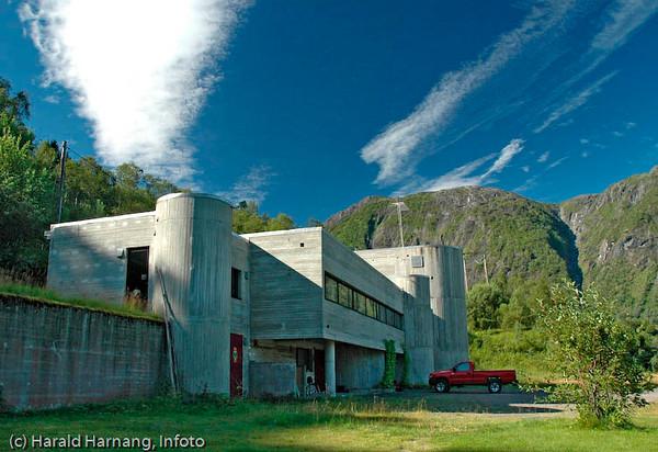 Narvik Energi, Nordkraft AS,Sørfjord kraftstasjon.