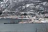PEAB bygger malmutsikpningskai for Northland Resouces. Ferdig til påske 2013. Foto: 18. februar 2012.<br /> Northland Resources shipping facilities in Narvik under construction.