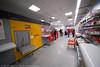Narvik postkontor i 3- etg i Narvik Storsenter. Nedlegges som eget postkontor sept 2014. Foto 14. mai 2014.
