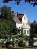 Norumgården, opprinnelig privathus, nå privateid pensjonat med høy antikvarisk klasse.