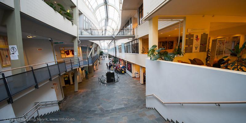 Høgskolen i Narvik. oktober 2012.