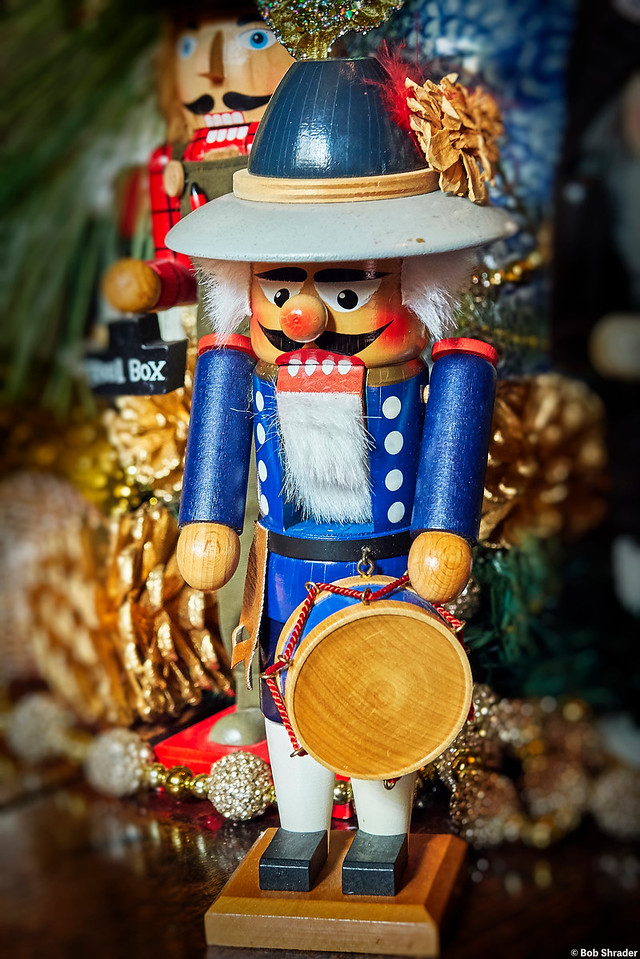 Nutcracker at Dallas Arboretum