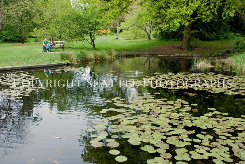 Arboretum Pond 1
