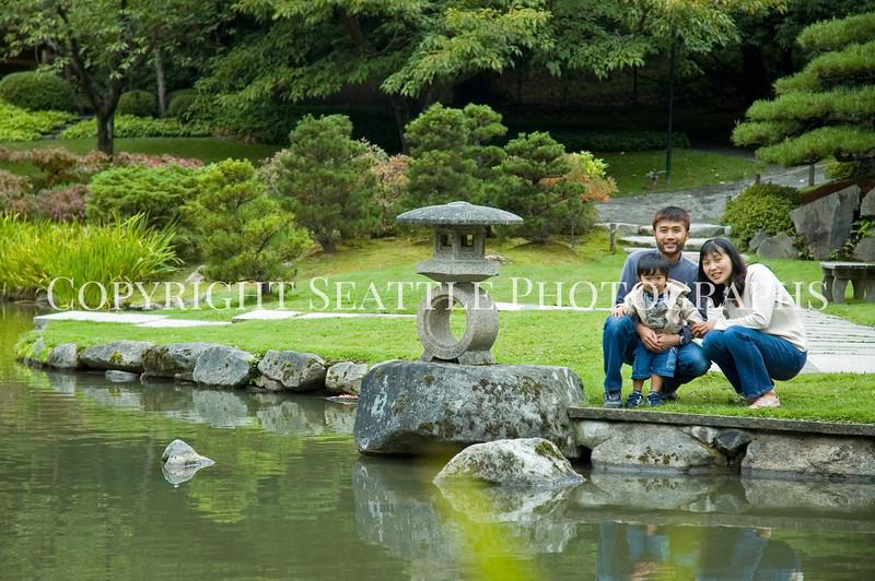 Japanese Garden Lake 32