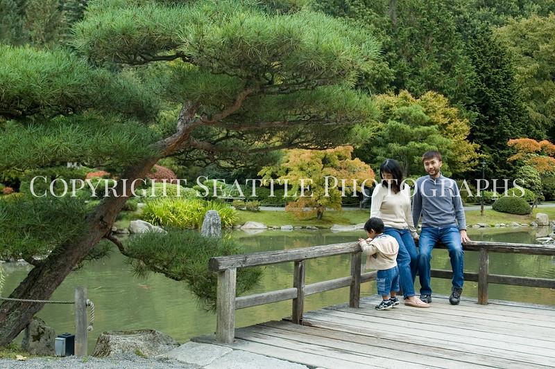 Japanese Garden Lake 34
