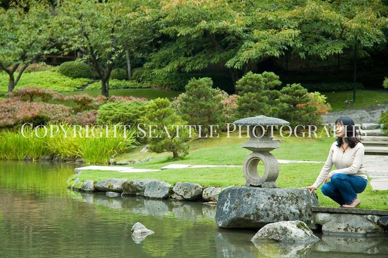 Japanese Garden Lake 31