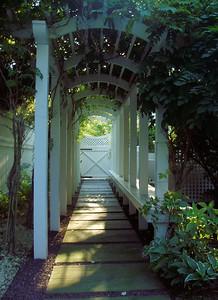 286 - Woodbury NY - Custom Arbor