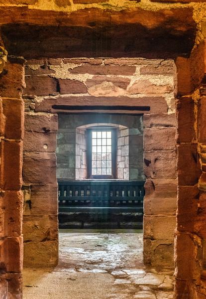 Through the Arches, Through the Window