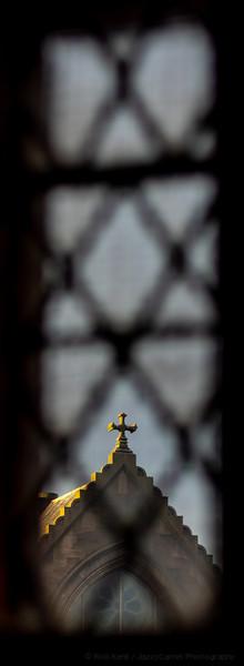 Cruciform in Diamond