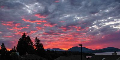 ... & sunsets