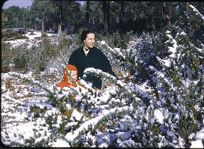 Frédéric et sa maman, Marie-Thérèse