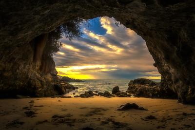 Sunrise Cave Exploration