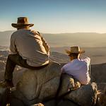 Contemplative Cowboys (Joshua Tree)