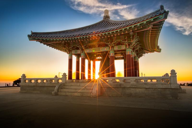 Temple Sun Star