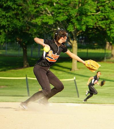 Arcadia @ Dodgeville Softball 5-29-18