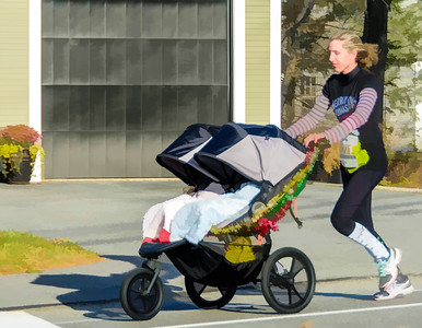 Running with Kids, simplified