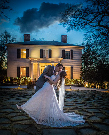 Arch and Michelle Atlanta Wedding