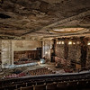 Broadway Theater Auditorium from Balcony - Panorama