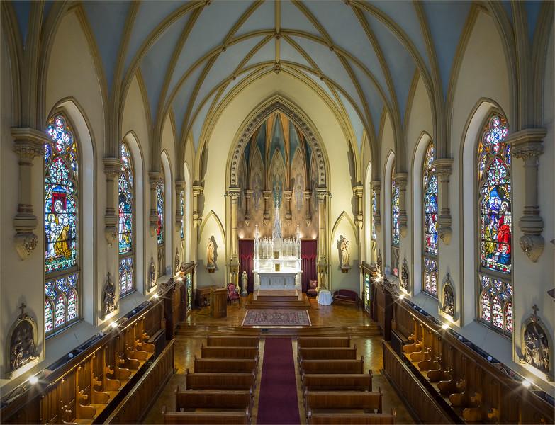 Chapel Hill Sanctuary 4
