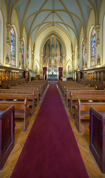 Chapel Hill Nave and Sanctuary 5