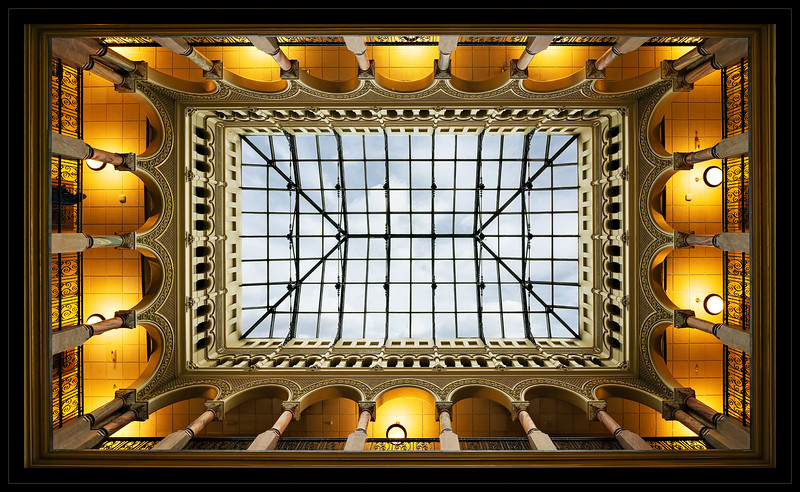 Rochester NY City Hall, Atrium