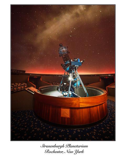 Strasenburgh Planetarium, Rochester, NY