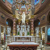 Our Lady of Victory Basilica, Altar