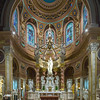 Our Lady of Victory Basilica, Sanctuary and Altar