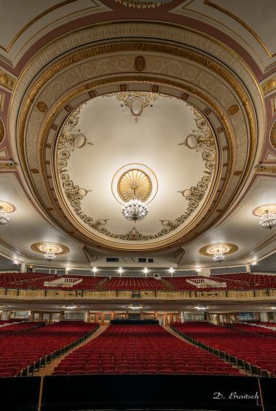 Proctors Main Auditorium