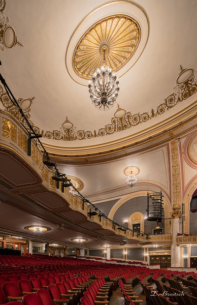 Proctors Stage Balcony