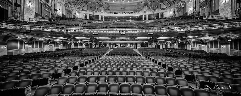 Shea's Auditorium Panorama