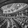 Shea's Auditorium and Ceiling Beneath Balcony