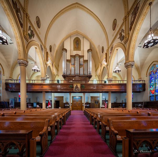 St Adalbert, Schenectady, NY
