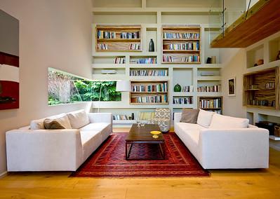 בית בקיסריה, אדריכלים: וי-סטודיו