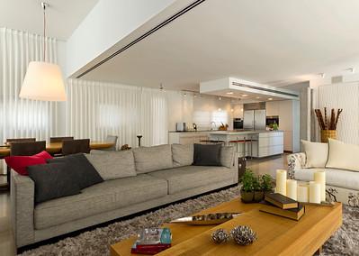 בית בתל-אביב, אדריכלים: וי-סטודיו