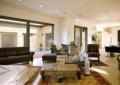 בית בקיסריה, צולם עבור אורלי רובינזון וביתילי, אדריכלית: שולי בימל