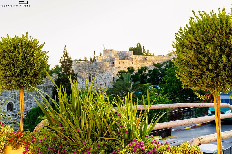 צילום אדריכלות: הבית הספרדי, מלון בוטיק בעיר העתיקה בירושלים
